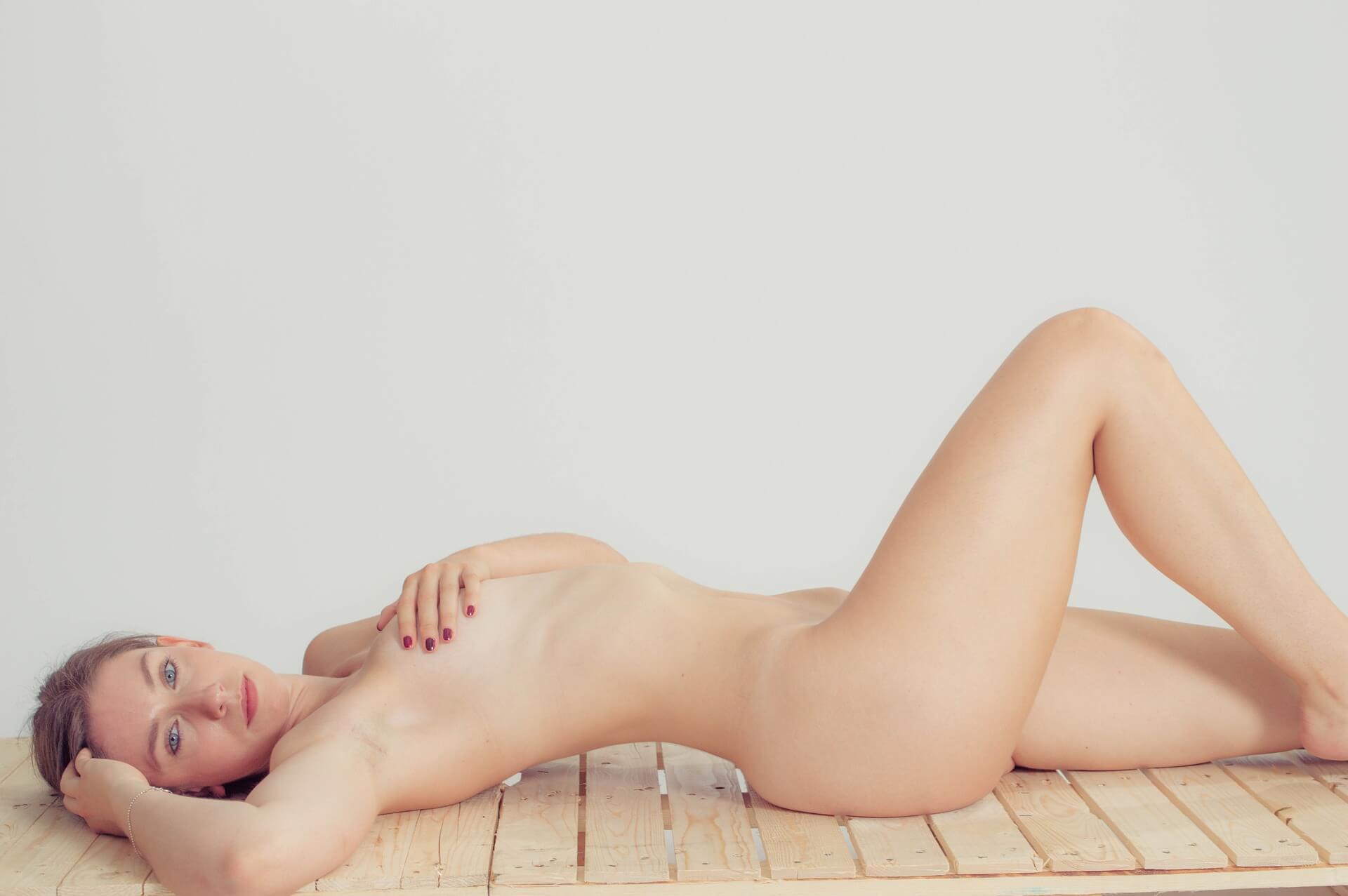 Pornodarstellerin werden MILF nackt